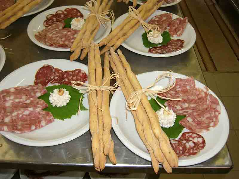 Typical Piedmontese dishes
